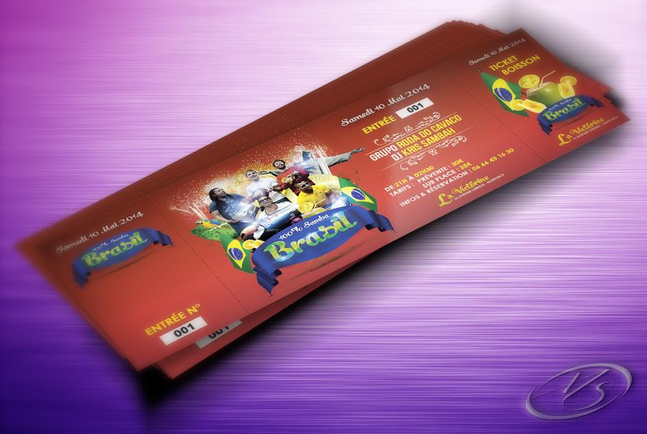 Brasil-Ticket